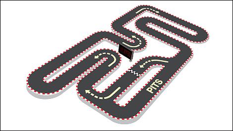 Karting un nouveau trac au circuit de kart o mania for Go kart interieur montreal
