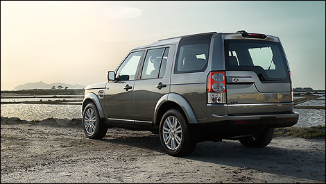 2010 Land Rover LR4 Preview | Auto123.com