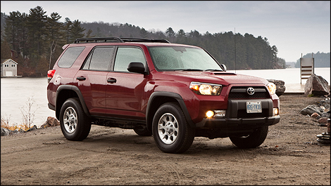 Worksheet. 2010 Toyota 4Runner First Impressions  Auto123com