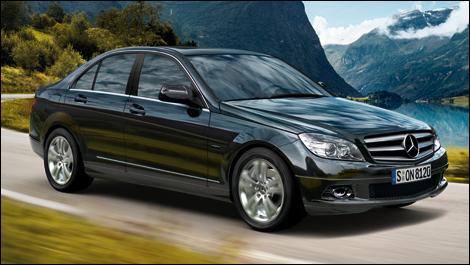 2010 Mercedes Benz C250 4matic Review Auto123 Com