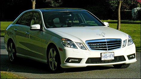 2010 mercedes-benz e350 4matic review | auto123
