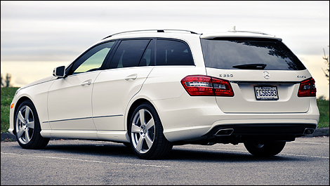 2011 mercedes-benz e350 4matic wagon review | auto123