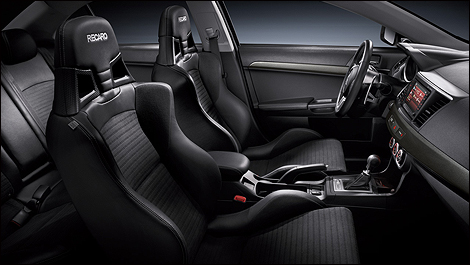 2011 Mitsubishi Lancer Ralliart Review