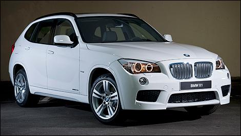BMW X Preview Autocom - 2012 bmw x1