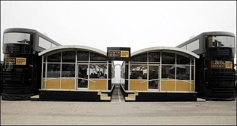 F1 Canada: Routine business for the logistics team | Auto123 com