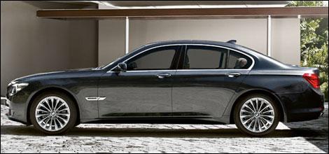 200 limousines bmw s rie 7 pour le mariage du prince. Black Bedroom Furniture Sets. Home Design Ideas