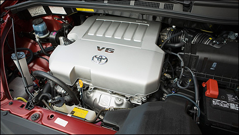 Toyota Sienna : Used | Auto123.com
