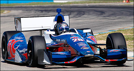IndyCar Marco Andretti