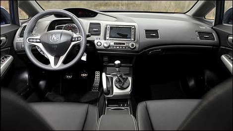 2008 Acura Csx - Acura Csx Type S Interior - 2008 Acura Csx