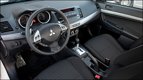 2012 Mitsubishi Lancer Se Awc Review Auto123 Com