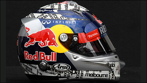 f1 les casques des pilotes de formule 1 2012 photos. Black Bedroom Furniture Sets. Home Design Ideas