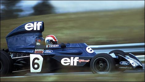 Resultado de imagem para tyrrell f1