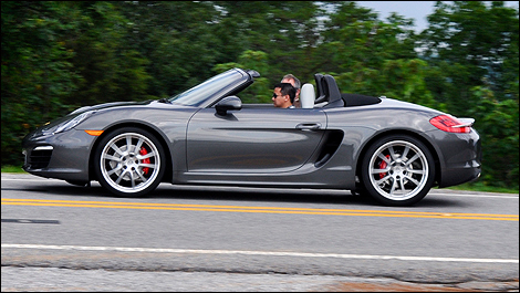 2013 porsche boxster first impressions. Black Bedroom Furniture Sets. Home Design Ideas