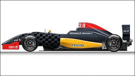 formula renault image of the new formula renault 2 0 car auto123 com rh auto123 com Formula Renault 2.0 1996 Formula Renault 2.0 Alps