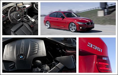 2012 Bmw 335i Sport Sedan Review Auto123 Com