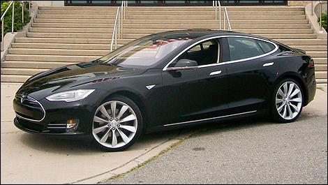 Tesla model s price canada