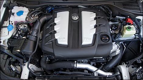 2012 Volkswagen Touareg TDI Execline Review  Auto123com