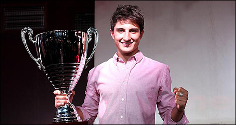GP3 Series Mitch Evans