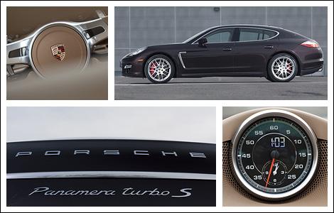 2012 Porsche Panamera Turbo S Review Auto123
