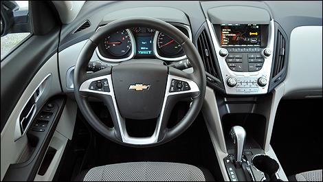 2012 Chevrolet Equinox 1lt Review