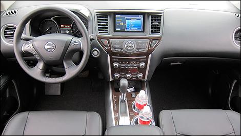 2013 Nissan Pathfinder First Impressions