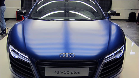 2014 Audi R8 First Impressions | Auto123 com