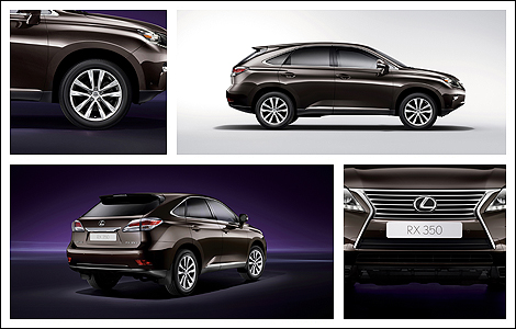 2013 Lexus RX 350 Premium Review | Auto123.com