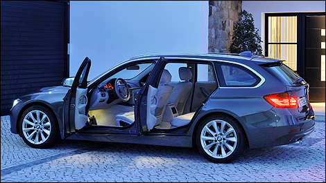 2013 bmw 3 series touring preview. Black Bedroom Furniture Sets. Home Design Ideas