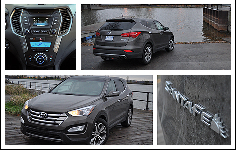 2013 Hyundai Santa Fe Sport SE