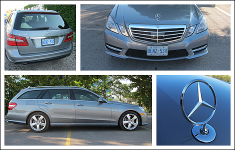 2012 Mercedes-Benz E 350 4MATIC Wagon Review