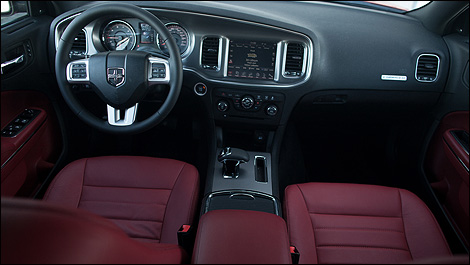 2013 Dodge Charger Interior