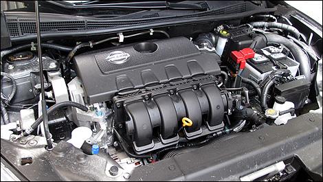 2013 Nissan Sentra Transmission >> 2013 Nissan Sentra Sl Review Auto123 Com