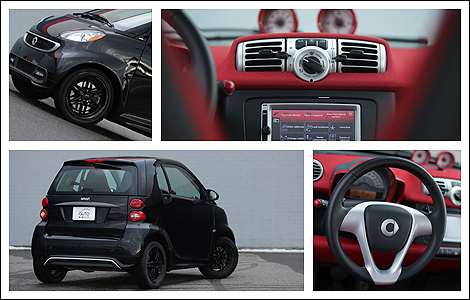 2013 smart fortwo passion review