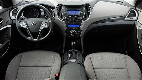 2013 Hyundai Santa Fe 2.4L Premium AWD Review | Auto123.com