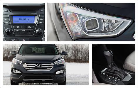 2013 Hyundai Santa Fe 2.4 Sport