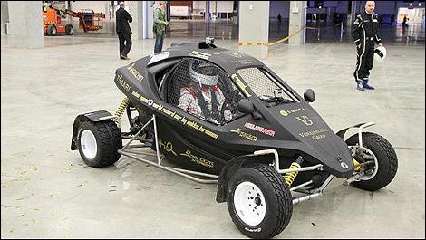 kart cross rally
