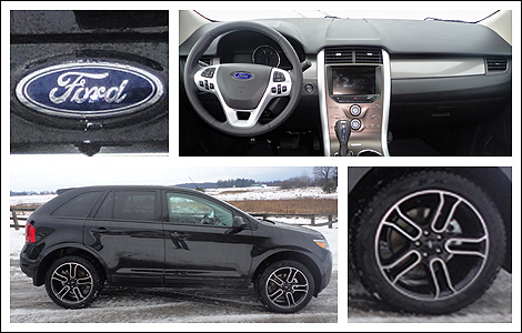 2013 ford edge sel awd review. Black Bedroom Furniture Sets. Home Design Ideas
