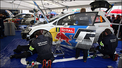 Rally: Engines to suffer from altitude sickness in Mexico