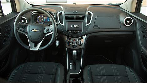 Chevrolet Trax 2LT à TI 1SE 2013 : essai routier | Auto123.com