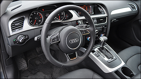 audi a4 allroad premium 2013 essai routier. Black Bedroom Furniture Sets. Home Design Ideas