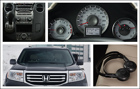 Elegant First Released In 2002 As A U002703 Model, The Honda Pilot Was Brought Into  Hondau0027s Lineup As An Answer To The Growing Demands For Larger  Family Friendly ...