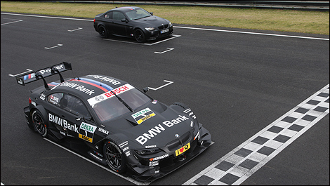 DTM: Bruno Spengler presented with a BMW M3 DTM Champion Edition ...