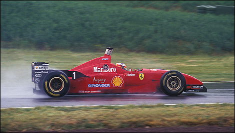 F1 Spain Remembering The Exciting Battle Of 1996 Auto123