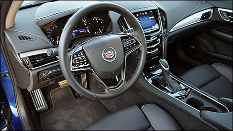 2013 Cadillac Ats 2.0 L Turbo >> 2013 Cadillac Ats 2 0l Turbo Premium Review Auto123 Com