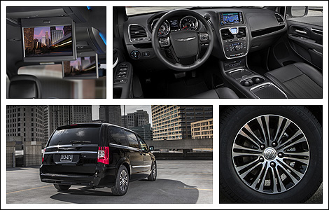 2013 chrysler town country preview. Black Bedroom Furniture Sets. Home Design Ideas
