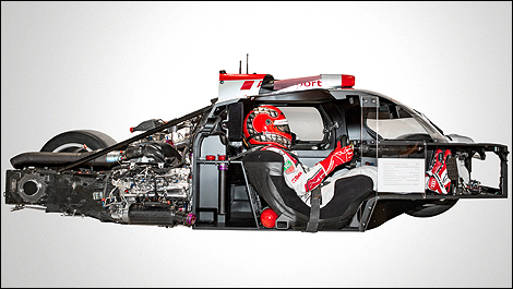 Endurance Looking At Audi S Ultra Lightweight Design Of