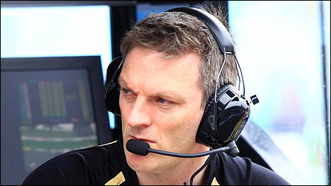 F1 James Allison Lotus