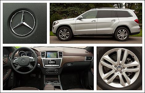 2014 Mercedes Benz Gl 350 Bluetec Review Video Auto123 Com