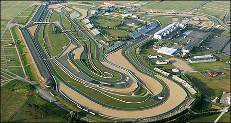 F1 Circuit Magny Cours