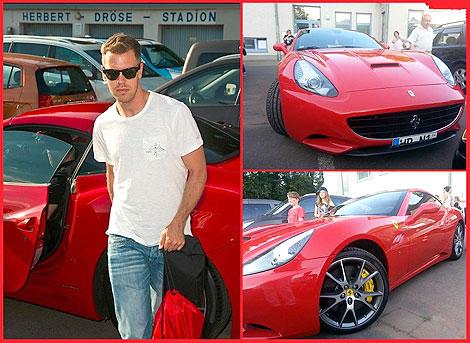 F1: Sebastian Vettel buys a Ferrari | Auto123.com